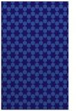 rug #923189    blue-violet graphic rug