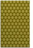 rug #923413 |  light-green graphic rug