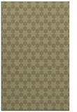 rug #923417 |  light-green graphic rug