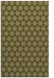 rug #923425 |  light-green rug