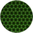rug #923507 | round geometry rug