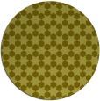 rug #923773 | round light-green popular rug