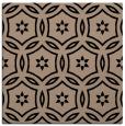 rug #925977 | square beige circles rug