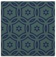 rug #926005   square blue-green damask rug