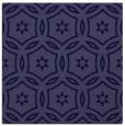 rug #926053 | square blue-violet rug