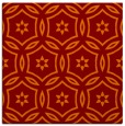 rug #926165 | square orange circles rug