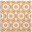 rug #926169   square orange geometry rug