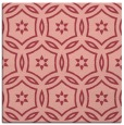 rug #926189 | square pink circles rug