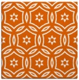 rug #926241 | square red-orange rug