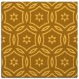 rug #926285   square yellow damask rug