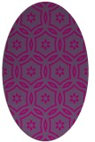 rug #926364 | oval popular rug