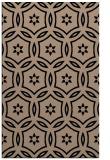 rug #926697    beige circles rug