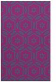rug #926769 |  pink damask rug