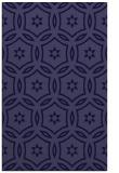 rug #926773 |  blue-violet popular rug