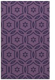 rug #926785 |  purple damask rug