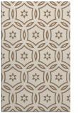 rug #926837 |  beige damask rug