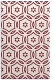 rug #926905 |  pink circles rug