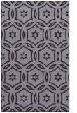 rug #926929    purple circles rug