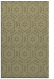 rug #927017 |  light-green damask rug