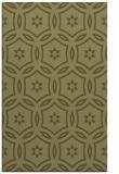rug #927025 |  light-green circles rug