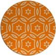 rug #927045   round beige damask rug