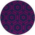 rug #927082 | round geometry rug
