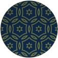 rug #927090 | round rug