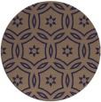 rug #927153 | round beige circles rug