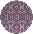 rug #927229 | round beige circles rug