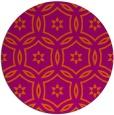 rug #927320   round geometry rug