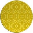 rug #927331 | round damask rug