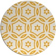 rug #927389 | round light-orange circles rug