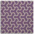 rug #927949 | square purple rug