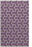 rug #928669    purple retro rug