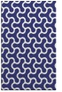 rug #928773    white retro rug