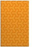 rug #928837 |  light-orange retro rug