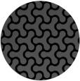 rug #928853 | round retro rug