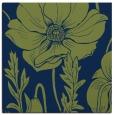 rug #929609 | square blue natural rug