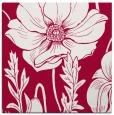 rug #929685 | square red popular rug
