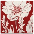 rug #929821 | square red natural rug