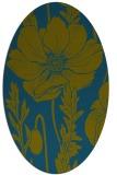 rug #930005 | oval popular rug