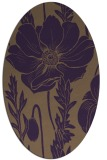 rug #930166 | oval graphic rug