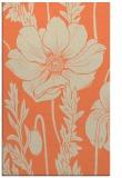 rug #930493 |  orange natural rug