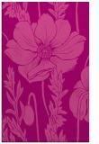 rug #930501    pink graphic rug