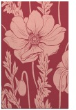 rug #930509 |  pink rug