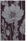 rug #930529 |  purple natural rug