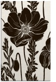 rug #930597 |  brown graphic rug