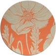 rug #930853 | round beige popular rug