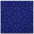rug #933269 | square blue-violet geometry rug