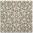 rug #933465 | square beige traditional rug
